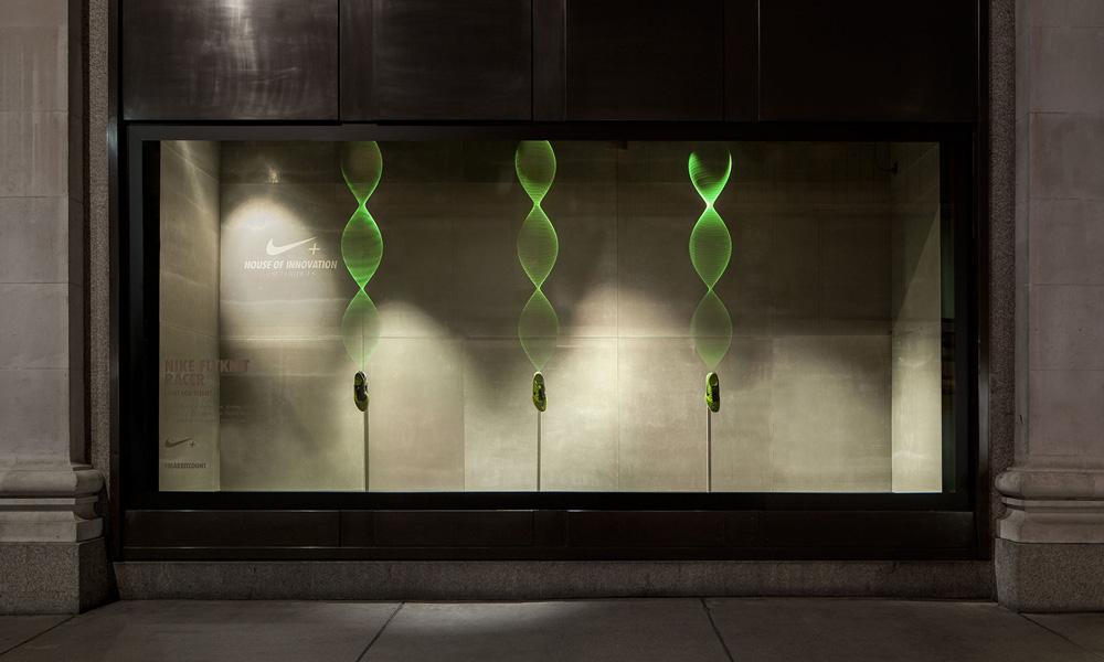 Nike House Of Innovation At Selfridges Colin Cornwell