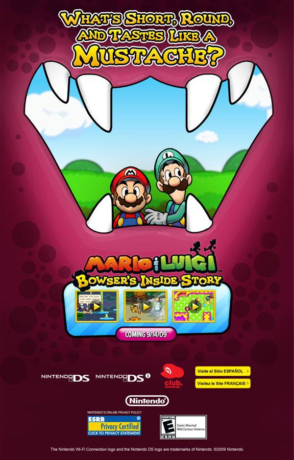 Mario Amp Luigi Bowser S Inside Story Jesse Mann